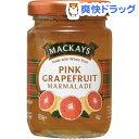 マッカイ ピンクグレープフルーツママレード(113g)【マッカイ】