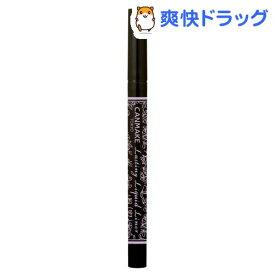 キャンメイク(CANMAKE) ラスティングリキッドライナー 01 ブラック(0.6ml)【キャンメイク(CANMAKE)】