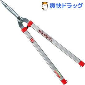 千吉 角型パイプ柄軽量刈込鋏 SGL-9(1コ入)【千吉】