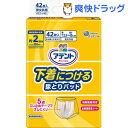 アテント 下着につける尿とりパッド(42枚入)【daio35shunen】大王製紙【アテント】
