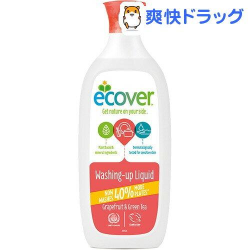 エコベール 食器用洗剤 グレープフルーツ(500mL)【エコベール(ECOVER)】