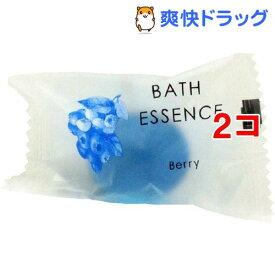 パトモス バスエッセンス1P ベリー(8g*2コセット)【パトモス】[入浴剤]