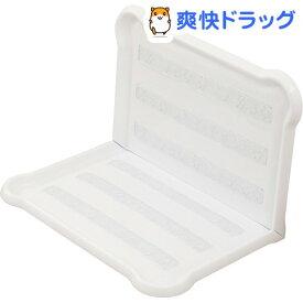 アイリスオーヤマ シーツぴたっとトレー ワイド P-SPTW ホワイト(1コ入)【アイリスオーヤマ】