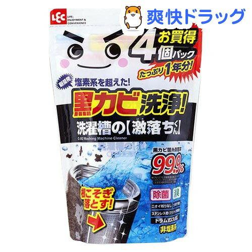 洗濯槽の激落ちくん C-052(80g*4コ入)【激落ち(レック)】