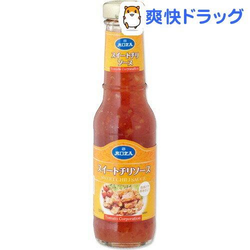 ローザ スイートチリソース(220g)【トマトコーポレーション】