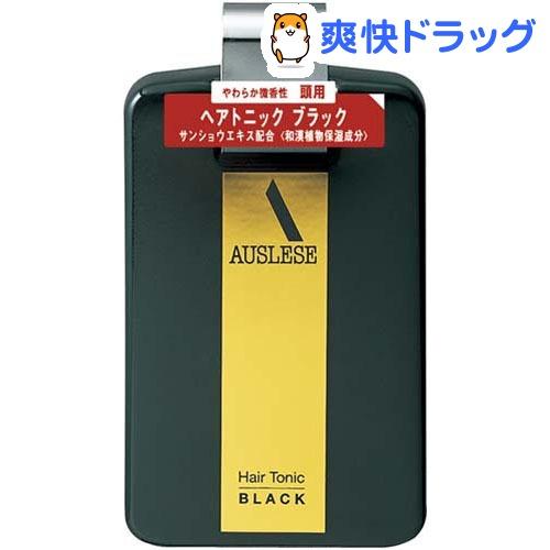 資生堂 アウスレーゼ ヘアトニック ブラック(200mL)【アウスレーゼ(AUSLESE)】
