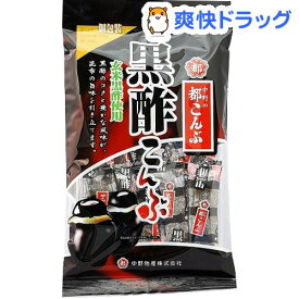 都こんぶ 黒酢こんぶピロー(45g)【都こんぶ】