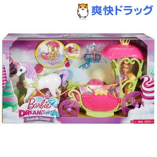 バービー おかしのまち ばしゃ DYX31(1セット)【バービー(Barbie)】【送料無料】