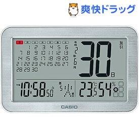 カシオ 掛け時計 IDC-800J-8JF(1台)
