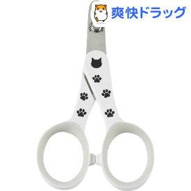 猫壱 ストレスなくスパッと切れる猫用爪切り 日本製(1コ入)
