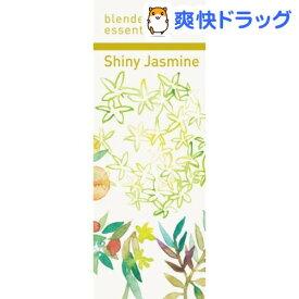 ブレンドエッセンシャルオイル シャイニージャスミン(30ml)【生活の木 エッセンシャルオイル】