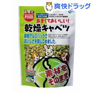 ミニマルフード 乾燥キャベツ(110g)【ミニマルフード】