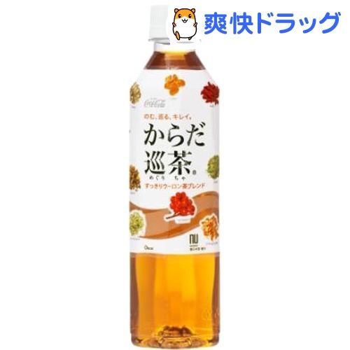 からだ巡茶(410mL*24本入)【からだ巡茶】[お茶 コカ・コーラ コカコーラ ペットボトル]【送料無料】
