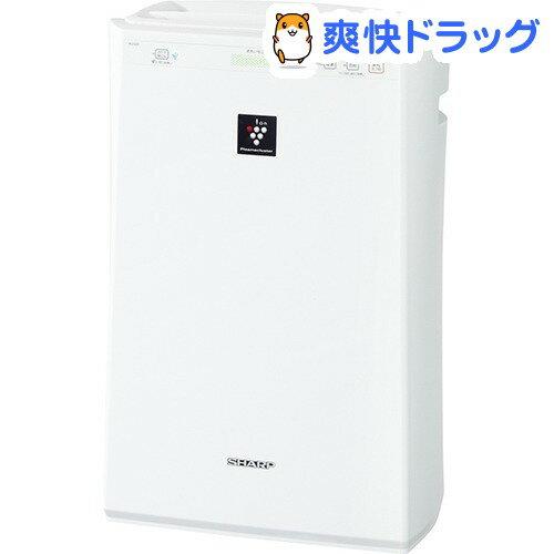 シャープ 空気清浄機 ホワイト系 FU-G51-W(1台)【シャープ】【送料無料】