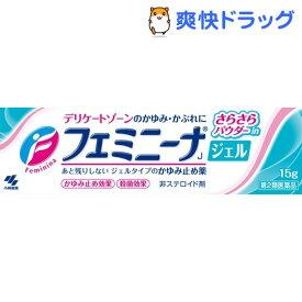 【第2類医薬品】フェミニーナジェル(15g)【フェミニーナ】