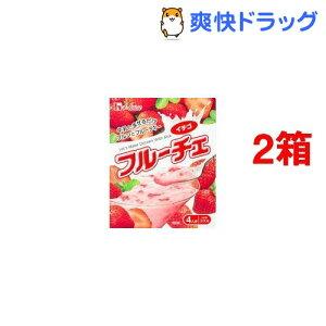 フルーチェ イチゴ(200g*2箱セット)【フルーチェ】