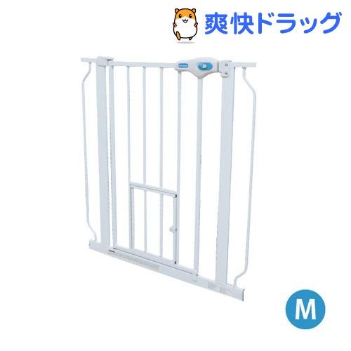 カールソン オートロックゲート M 拡張フレーム2枚付き(1セット)【送料無料】