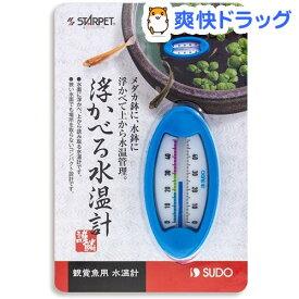 浮かべる水温計(1コ入)