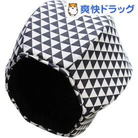 PuChiko キャットボール ブラック*ホワイト(1コ入)【PuChiko】