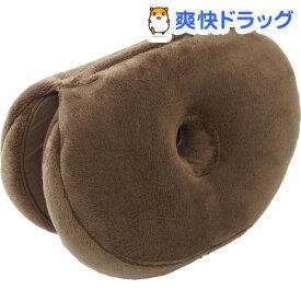 メイクヒップス ベーグルクッション ビターチョコ(1コ入)【メイクヒップス】