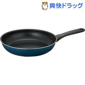 サーモス フライパン 26cm ネイビー KFD-026 NVY(1個)【サーモス(THERMOS)】