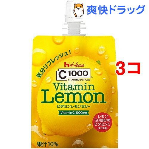 C1000ビタミンレモンゼリー