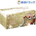 【企画品】スコッティ カシミヤ クリスマスボックス(440枚(220組)入)【スコッティ(SCOTTIE)】