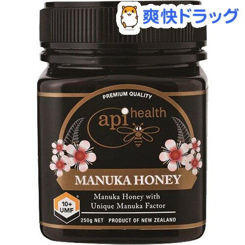 アピヘルス マヌカハニーUMF10+(250g)【アピヘルス】