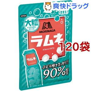 森永 大粒ラムネ(41g*120袋セット)【森永製菓】
