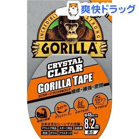 KURE ゴリラテープ 1778 クリスタルクリア(1個)【KURE(クレ)】