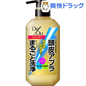 デ・オウ 薬用スカルプケアシャンプー(400ml)【デ・オウ】