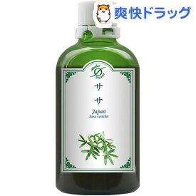 ホメオパシージャパン マザーチンクチャー ササ 大(100ml)【ホメオパシージャパン】