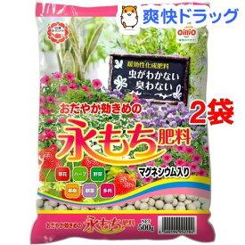 永もち肥料(500g*2コセット)