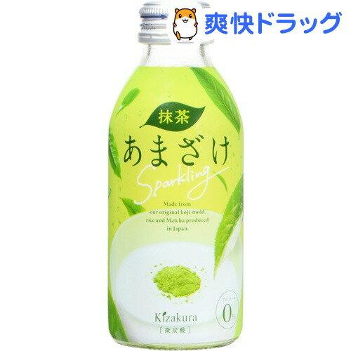 黄桜 抹茶あまざけSparkling(140g*20本入)【送料無料】