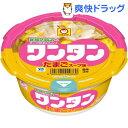 マルちゃん ワンタン たまごスープ味 ケース(12コ入)【マルちゃん】