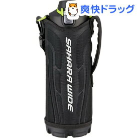 タイガー ステンレスボトル サハラクール 1.2L ブラック MME-E120 KN(1コ)【タイガー(TIGER)】