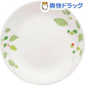 コレール グリーンブリーズ 中皿J108-GB(1枚入)【コレール】