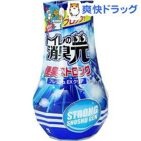トイレの消臭元 便臭ストロング 芳香消臭剤 トイレ用(400ml)【消臭元】