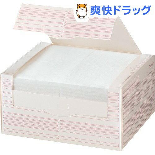 資生堂 お手入れコットン(80枚入)【資生堂】