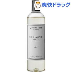 クオリティファースト ボタアンド ザ シャンプー センチャ(450ml)【クオリティファースト】