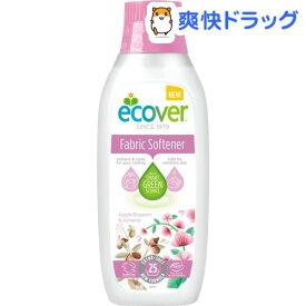 エコベール ファブリックソフナー フラワー 750ml(750ml)【エコベール(ECOVER)】[柔軟剤]