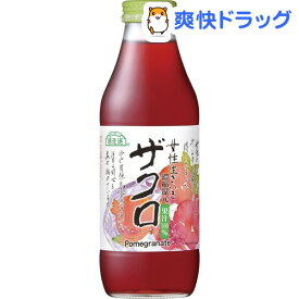 マルカイ 順造選 ザクロ 果汁100%(500ml)【順造選】
