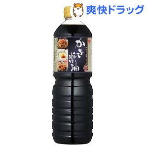 マルキン かき醤油(1L)【マルキン】