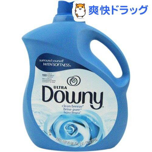 ダウニー クリーンブリーズ(3.83L)【ダウニー(Downy)】[そよ風 液体 ダウニー 柔軟剤 液体柔軟剤]