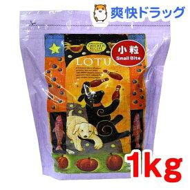 ロータス パピー チキンレシピ 小粒(1kg)【ロータス】