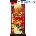 マルタイ 平打つけ麺 辛味噌(2人前)