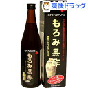もろみ黒酢(720mL)【ミナミヘルシーフーズ】