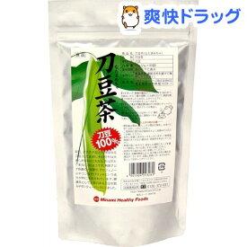 ミナミヘルシーフーズ 刀豆茶(2g*30袋入)【ミナミヘルシーフーズ】