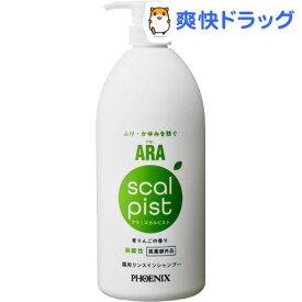 アラ! スカルピスト薬用リンスインシャンプー(1000ml)【アラ!】