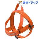 イージードッグ クイックハーネス L オレンジ(1コ入)【イージードッグ】